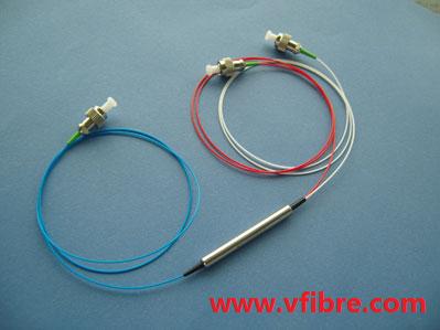 Fused Tap Coupler 1 99 Wdm High Power Isolator